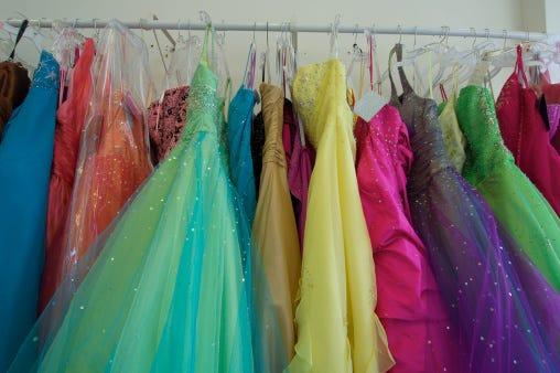 closet prom dresses 2