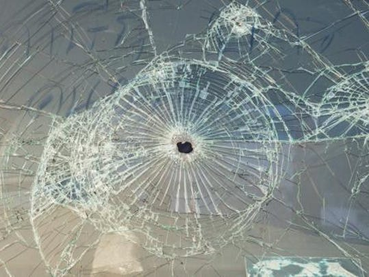 There was a shootout in several areas of Aktobe in Kazakhstan 78