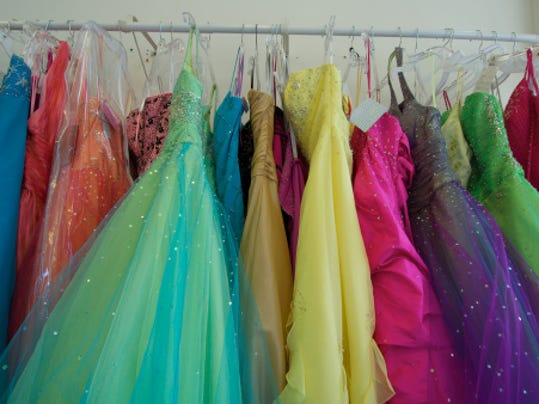 Prom Dresses For $10