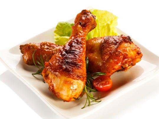 Recipe: Braised Chicken Legs with Pancetta and Wild Mushrooms