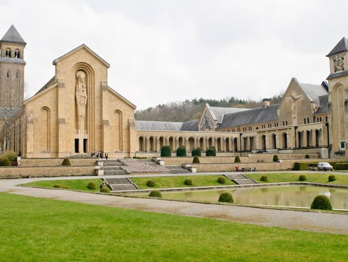The Abbey of Notre Dame D'Orval became the first to adopt the