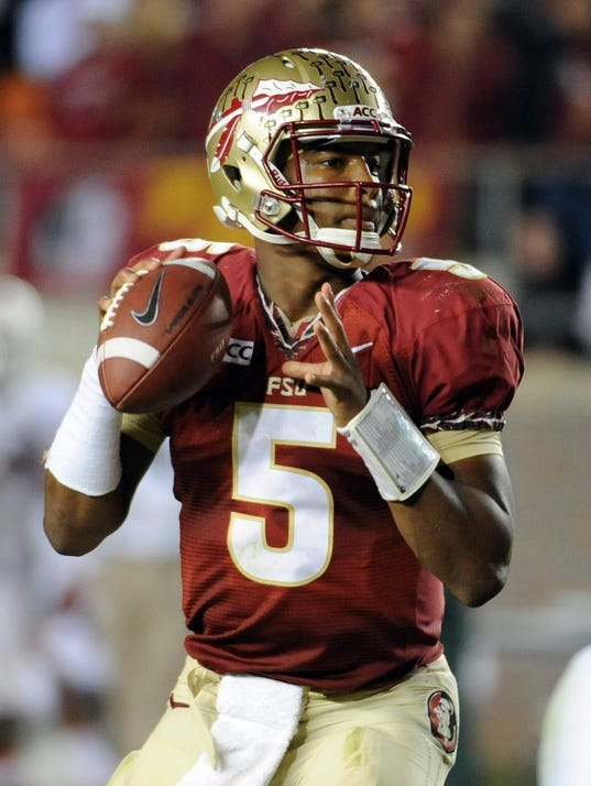 Florida state quarterback jameis winston investigated for sexual battery 2013 11 13 jameis winston voltagebd Image collections