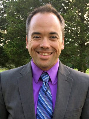 Charles Zimmerman is the new principal at Wedgwood Elementary School in Washington Township.