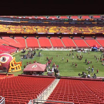 Redskins 2015 Draft party