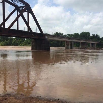 The Brazos River