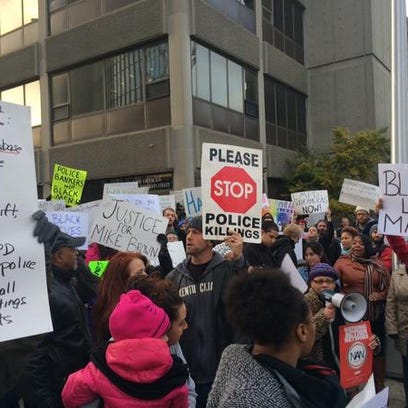 Louisville protesters