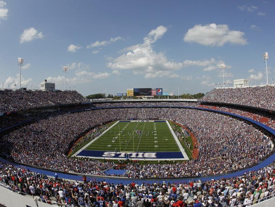 Ralph WIlson Stadium Buffalo Bills