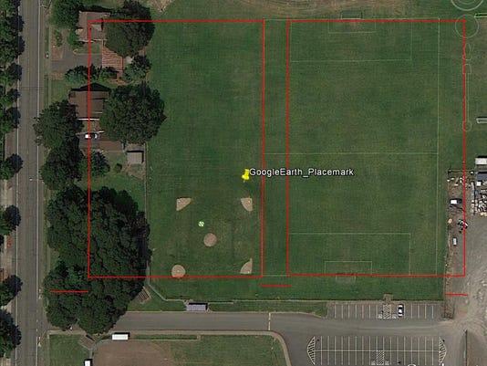 Stayton soccer fields