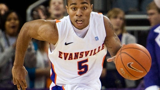 Former Evansville guard Troy Taylor is piling up impressive