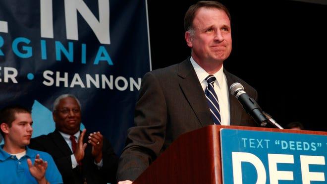 Virginia State Sen. Creigh Deeds, a Democrat, ran for governor in 2009.