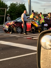 Accidents like this one have occurred throughout Brevard