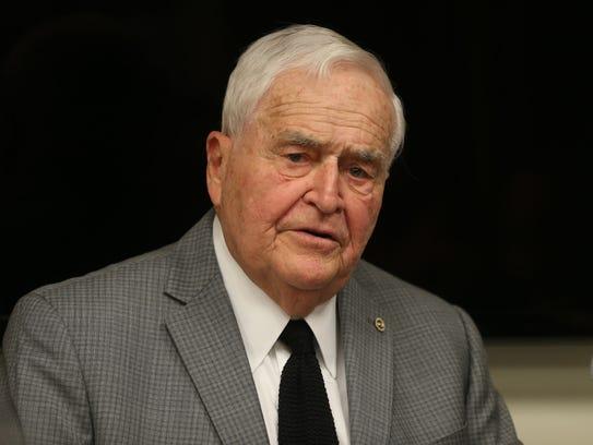 Toms River Mayor Thomas F. Kelaher