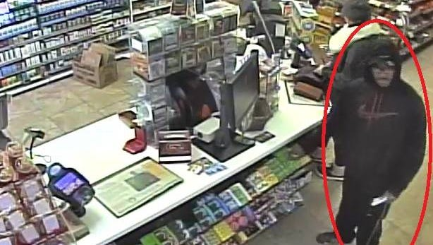 Ames Police seek this man in connection to a stolen credit card.