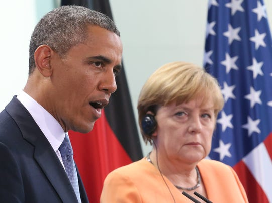 AP Germany US  Spying