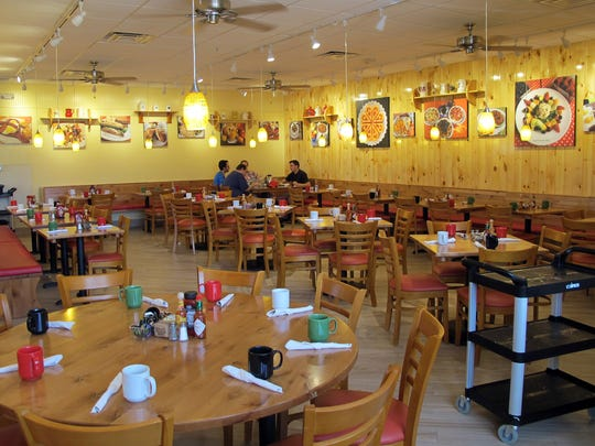 Skillets opened its sixth breakfast-lunch venue Dec. 21 in Stock Plaza at Grand Lely Drive and Collier Boulevard.