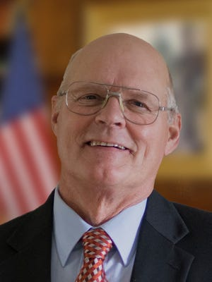 Rex Bell is the Libertarian candidate for Indiana governor.