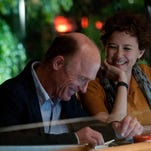 """Ed Harris and Annette Bening in a scene from """"The Face of Love."""""""