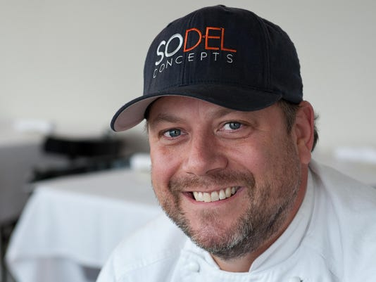 Doug Ruly, Corporate Chef, SoDel Concepts-2