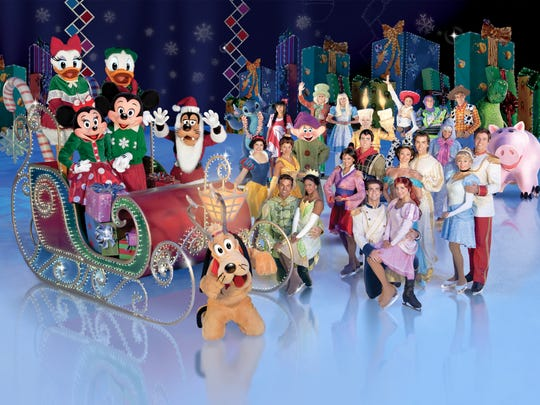 Disney On Ice will be in Rochester Dec. 30-Jan. 3 at Blue Cross Arena.
