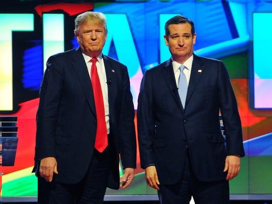 Republican presidential contest