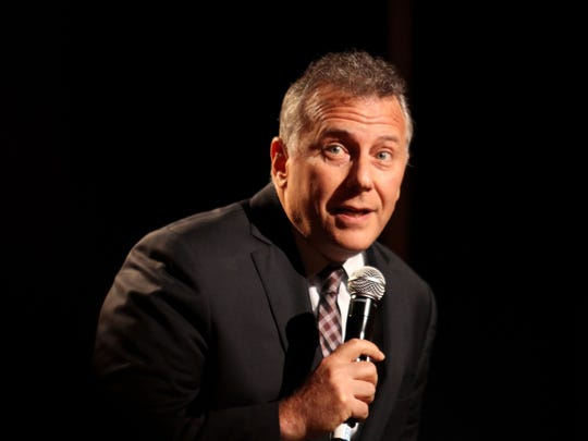 """Paul Reiser speaks onstage during Equality Now presents """"Make Equality Reality"""" on Nov. 4, 2013 in Los Angeles"""