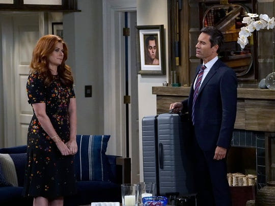 Eric McCormack and Debra Messing return as the title