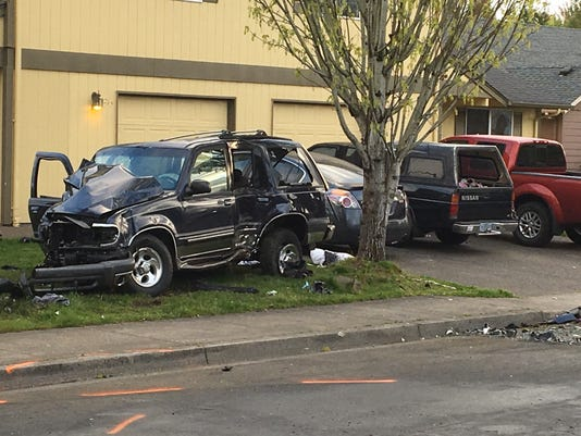 Statesman Journal News Car Accident