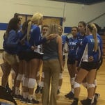 The Eastern Florida volleyball team picked up a win Saturday afternoon.