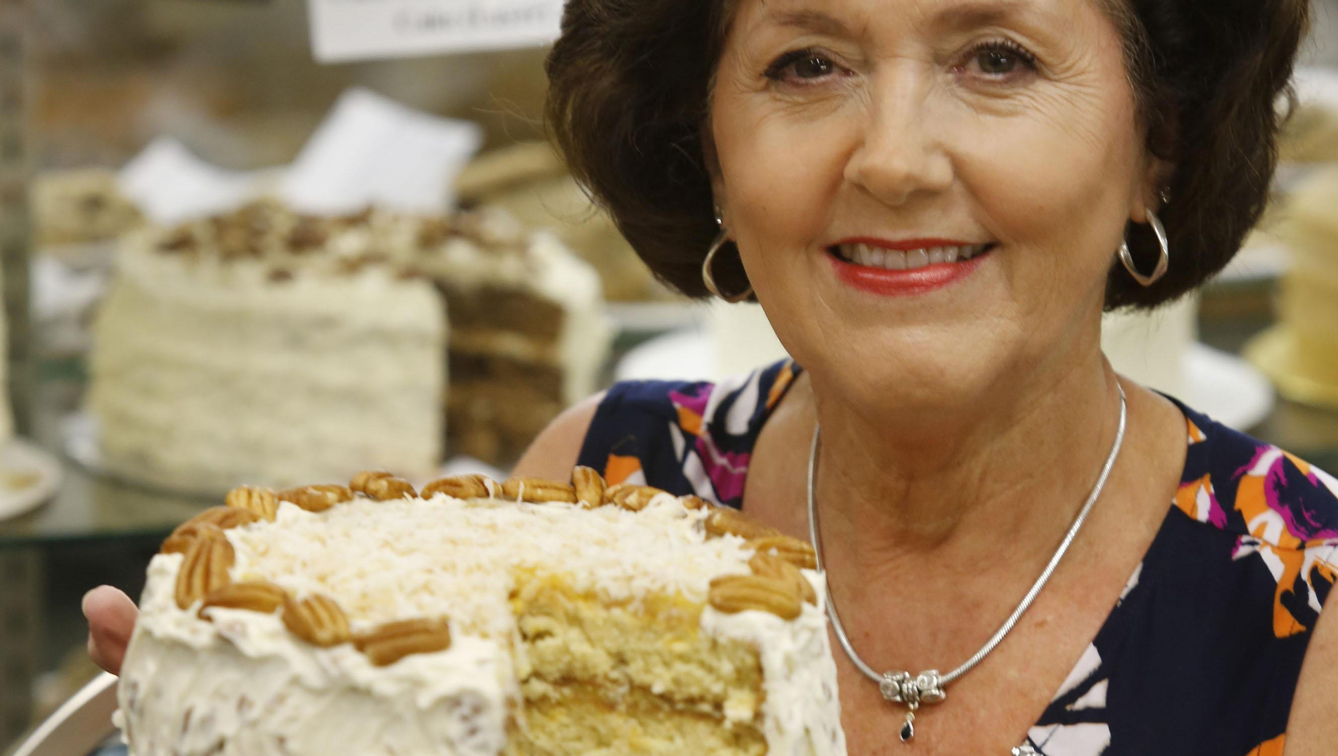 Fair Veteran Rookie Nab Blue Ribbons For Cakes