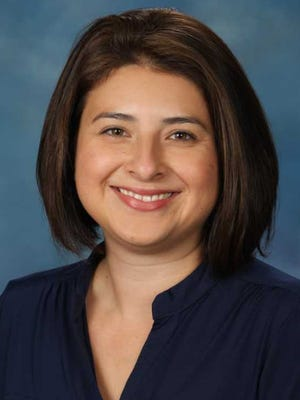 Lilia Syed, the new director of special education in the Moorpark Unified School District.
