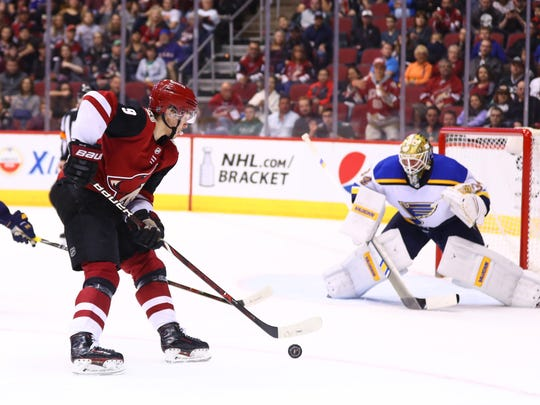 The Arizona Coyotes said in December they will play at least one more season at Gila River Arena, which Glendale invested millions to open in 2003.