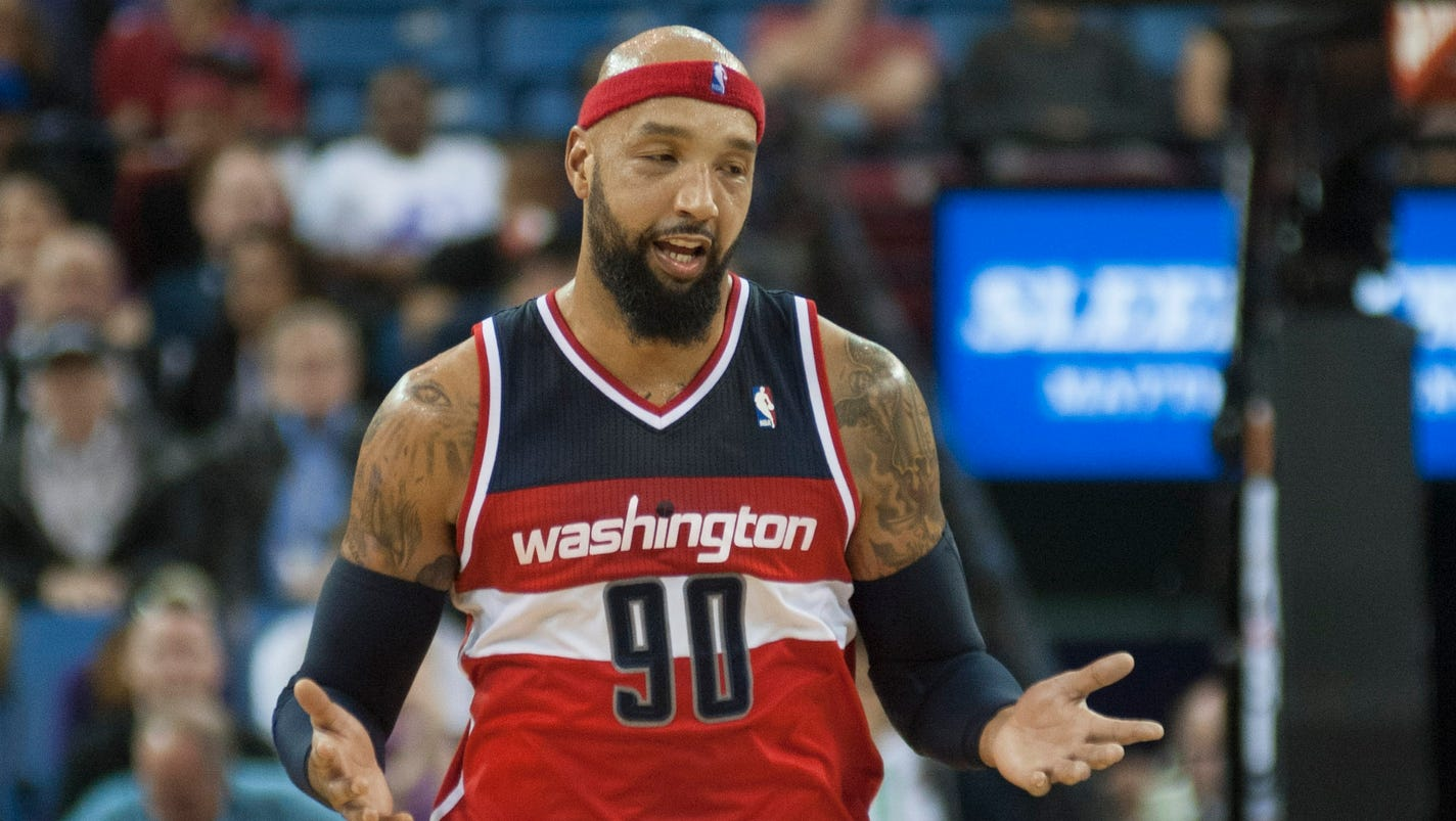 Wizards Drew Gooden has vendetta against 29 teams