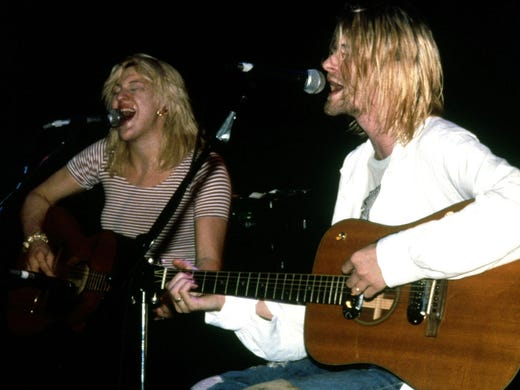 Grunge in the Rock Hall of Fame: How ironic