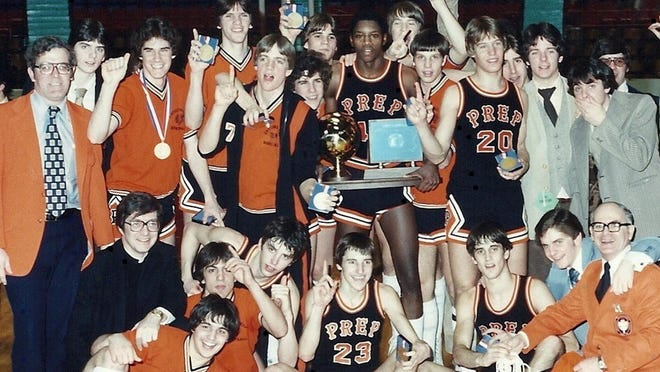 The 1979-80 Cathedral Prep basketball team won a PIAA championship, the first basketball state title in Erie history.