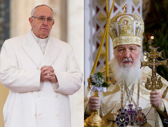 Pope, patriarch