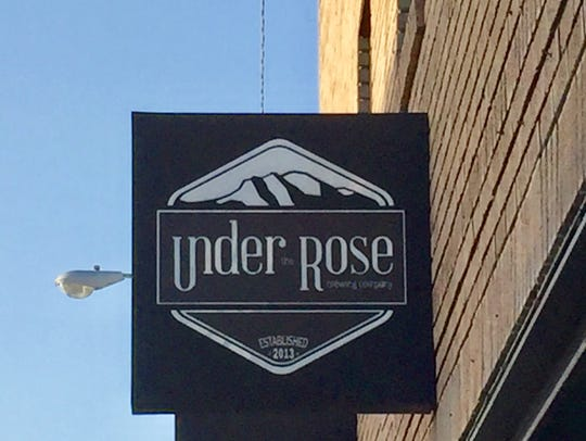 Under the Rose brewpub in Midtown Reno is sister to
