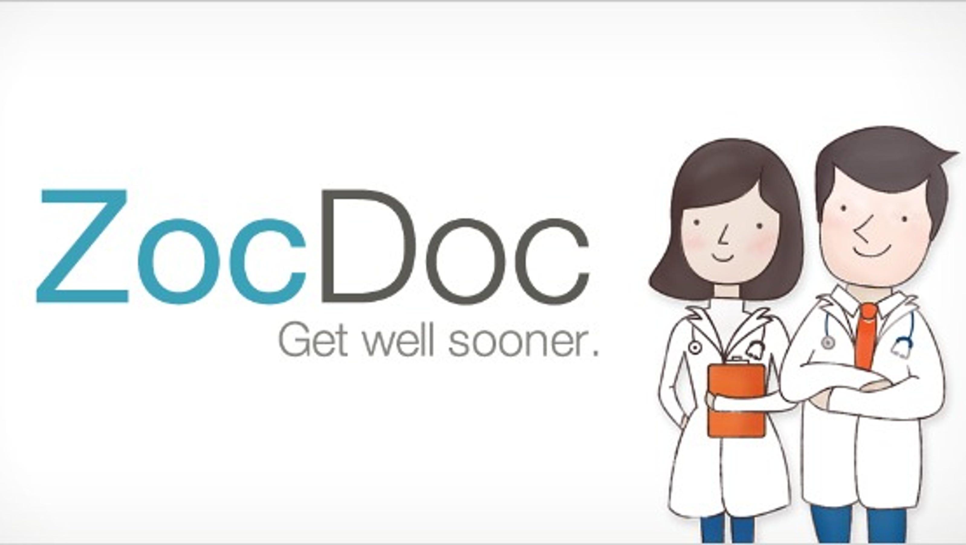ZocDoc app helps patie...W Zocdoc Connect