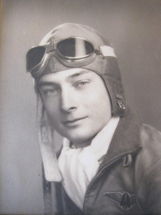 Fritz Payne - WWII