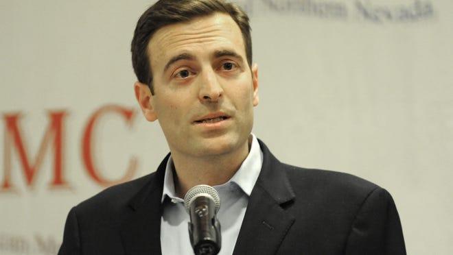 Adam Laxalt has been elected Nevada's attorney general.