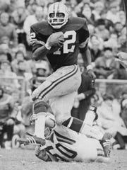 John Brockington was a first-round pick in 1971.
