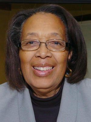 School board member Hazel Sias