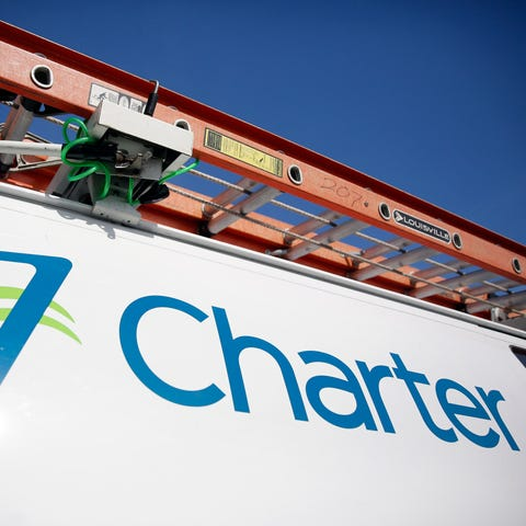 This 2015 file photo shows a Charter...