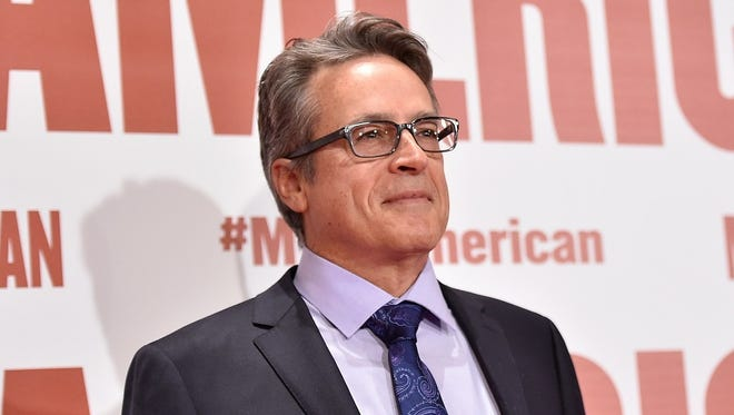 """Angelo Pizzo attends the premiere of """"My All-American"""" on Nov. 9 in Los Angeles."""
