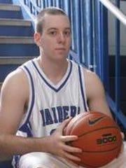 Bryan Dougher in 2008, as a Scotch Plains-Fanwood senior.