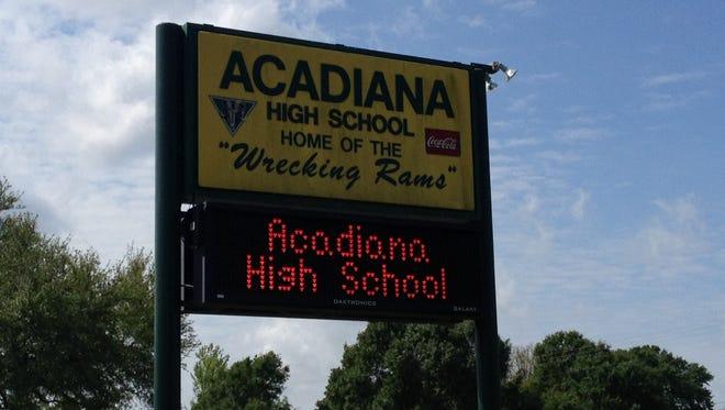 Acadiana High