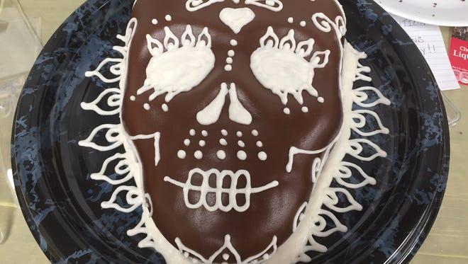 Chocolate cake, Death Cafe-style