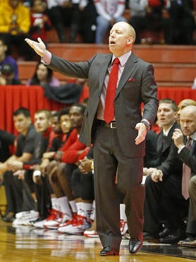 Mick Cronin will miss a third consecutive game.