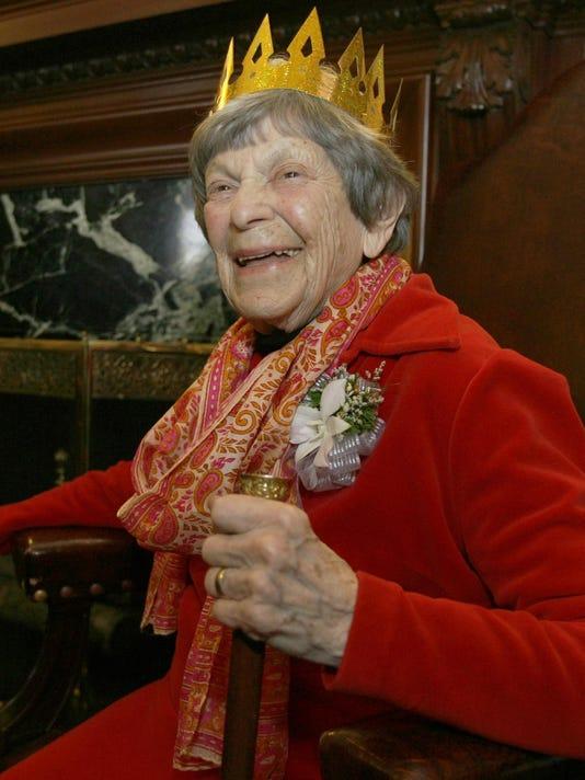 AP A NH USA Granny D Birthday