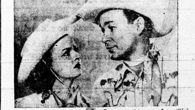 This picture ran in the April 7, 1947 Lancaster Eagle-Gazette.