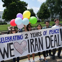 Iran nuclear deal is working